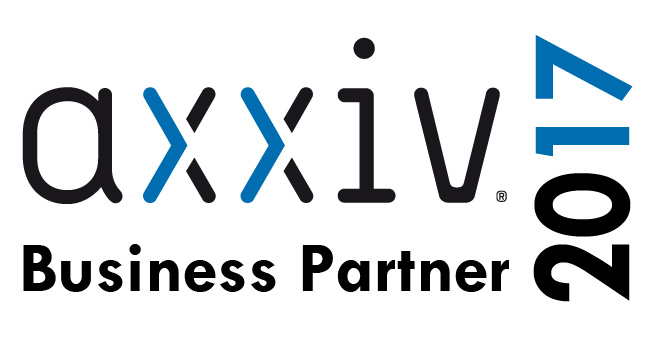 axxiv Business Partner 2017